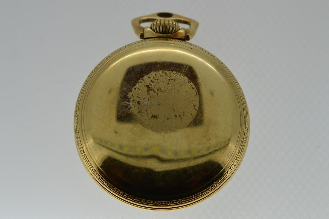 Ball Gold-Filled Pocketwatch - 2