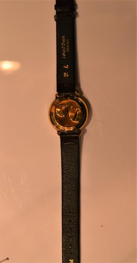 Rare Accutron 14k Yellow Gold Case by Bulova