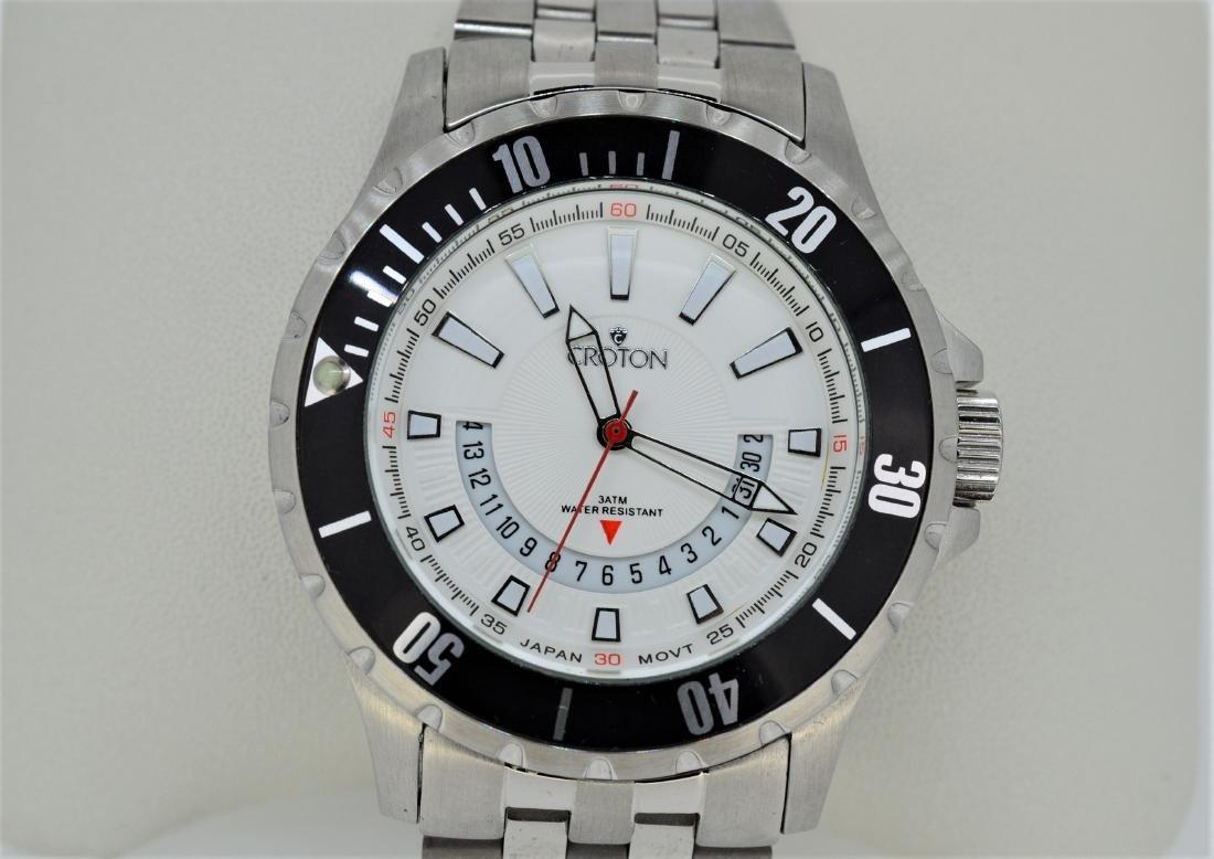 Men's Croton Wristwatch