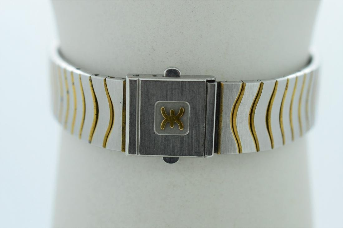 Ladies EBEL Classic Wave two-tone Quartz Watch - 3