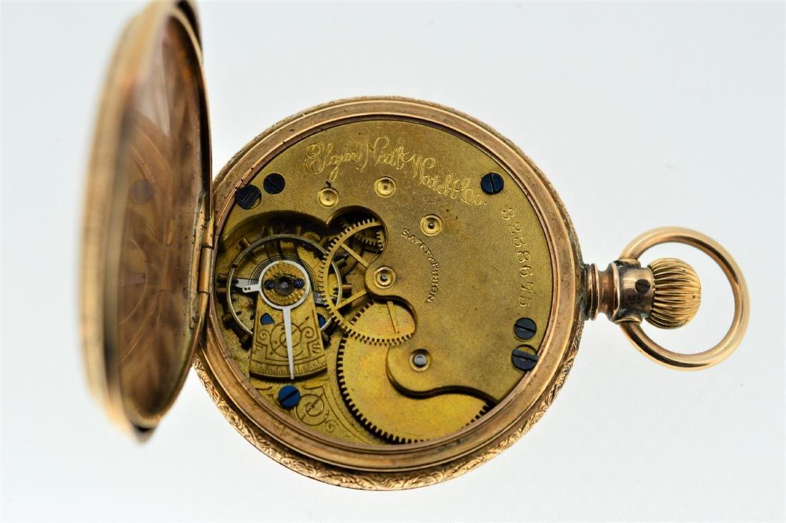 Elgin National Pocket Watch - 3
