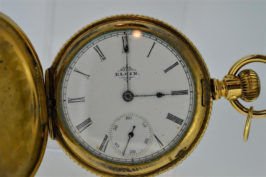 Elgin 30mm Pocketwatch
