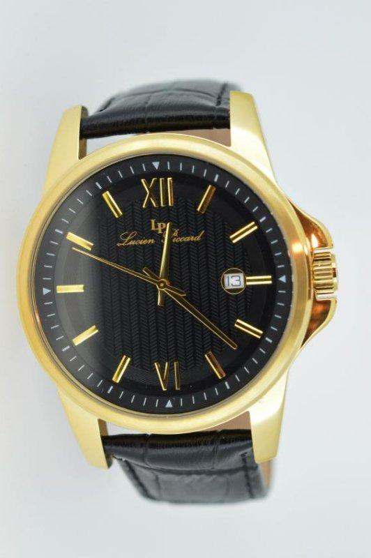 Men's Lucien Piccard Breithorn Wristwatch