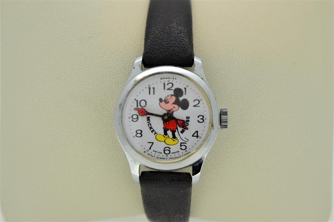 Lot of Mickey Mouse Watches - 2