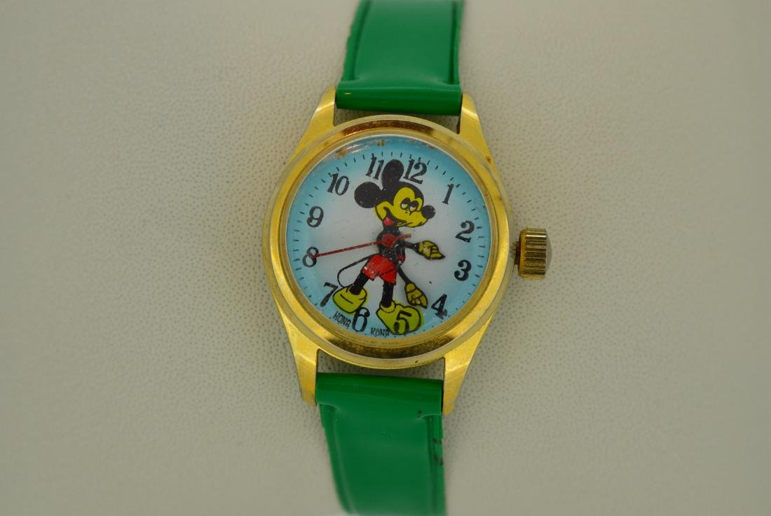 Lot of Mickey Mouse Watches - 3