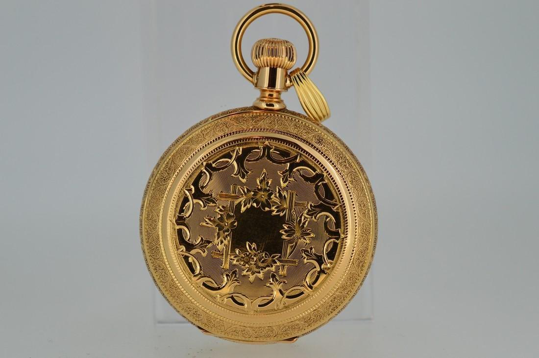 Waltham American Watch Company 14k Yellow Gold - 2