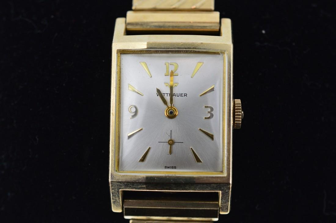 Wittnauer 10k Gold Filled Wristwatch