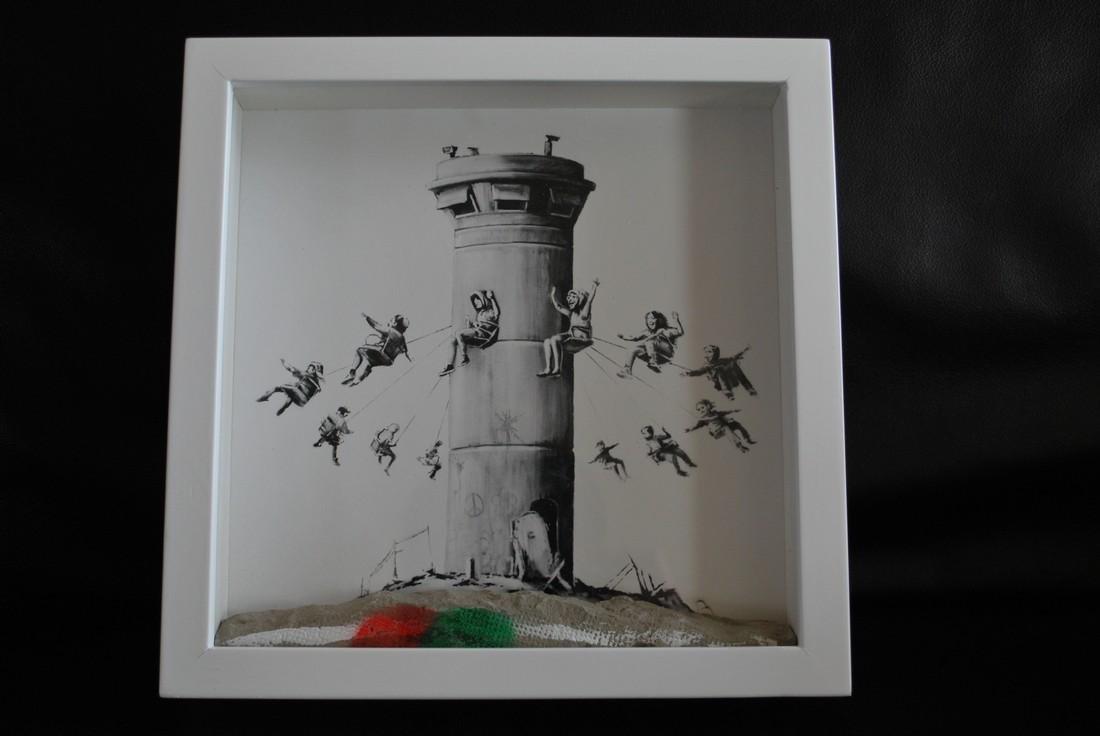 Banksy Box Set Print