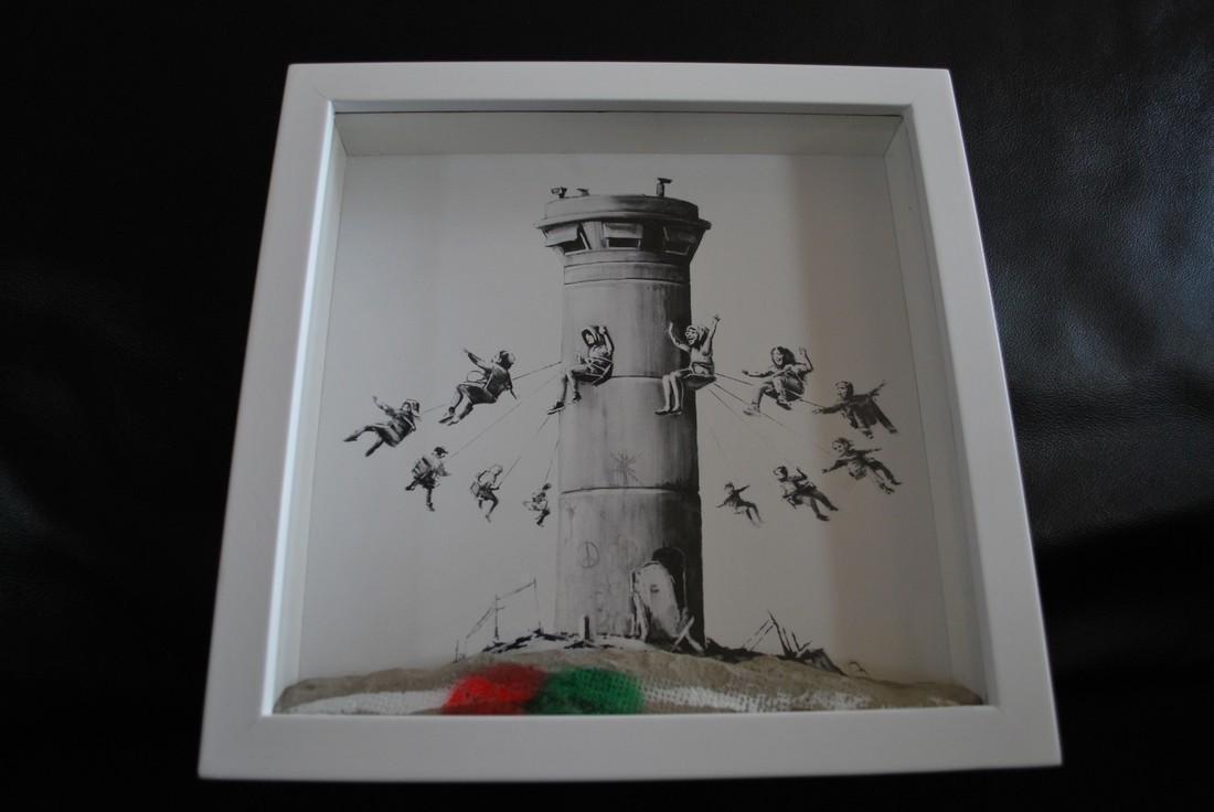Banksy Box Set Print - 2