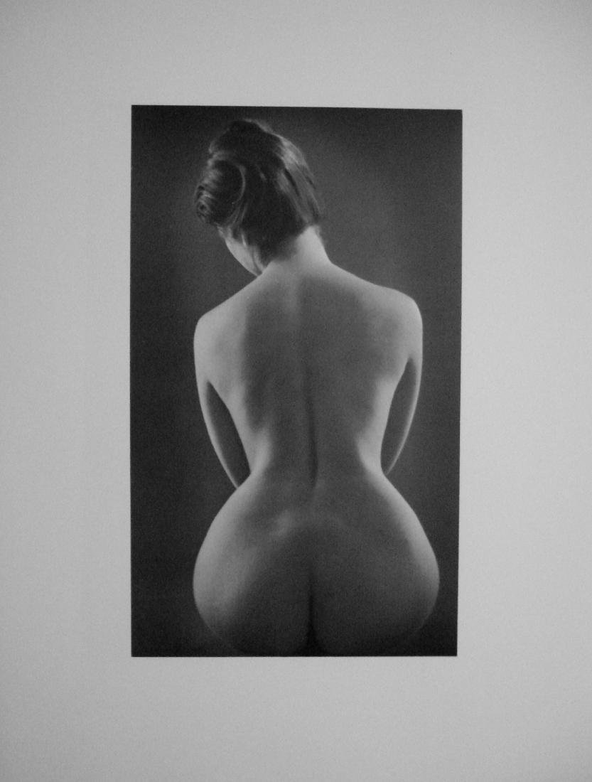 Ruth Bernhard Nude 1968 Photolithograph