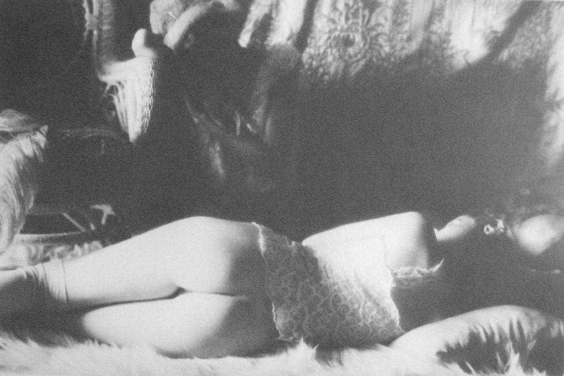 David Hamilton Nude 1974 Photolithograph