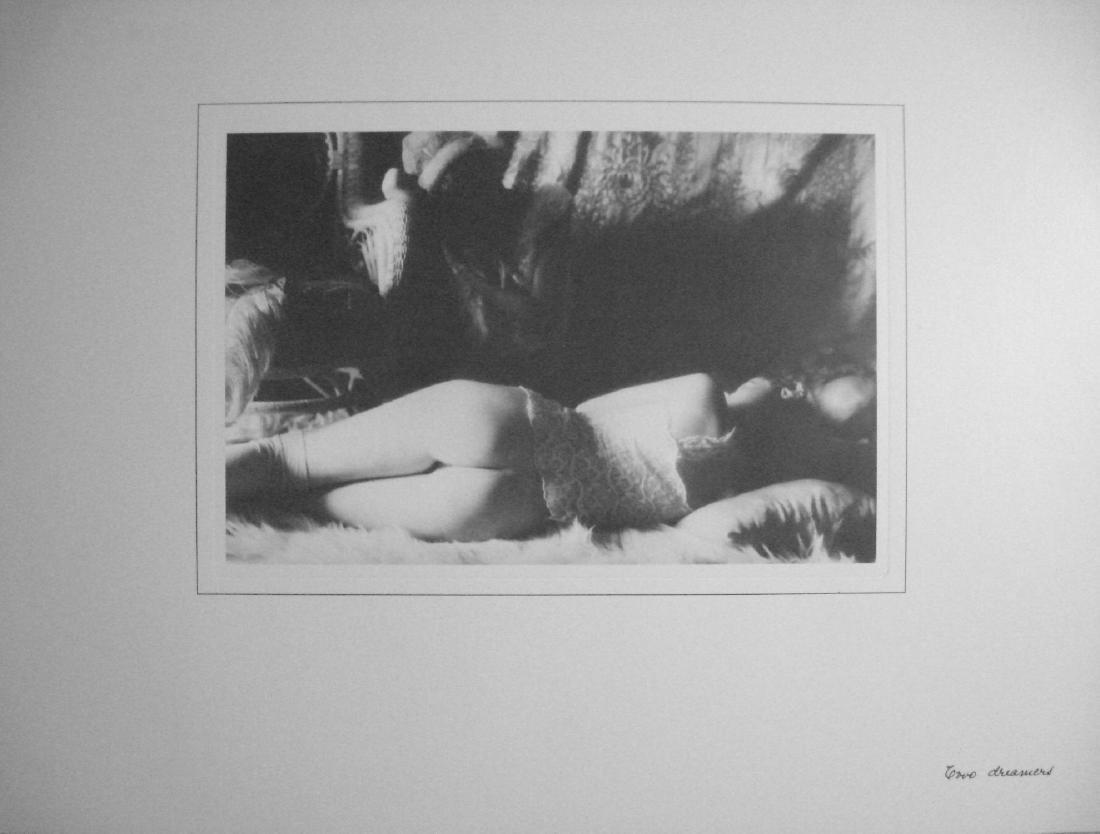 David Hamilton Nude 1974 Photolithograph - 2