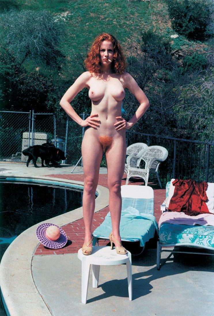Helmut Newton The Readhead Sherman Oaks California 1992