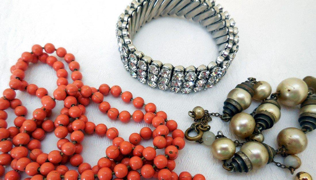 Lot of Antique & Vintage Jewelry - 2