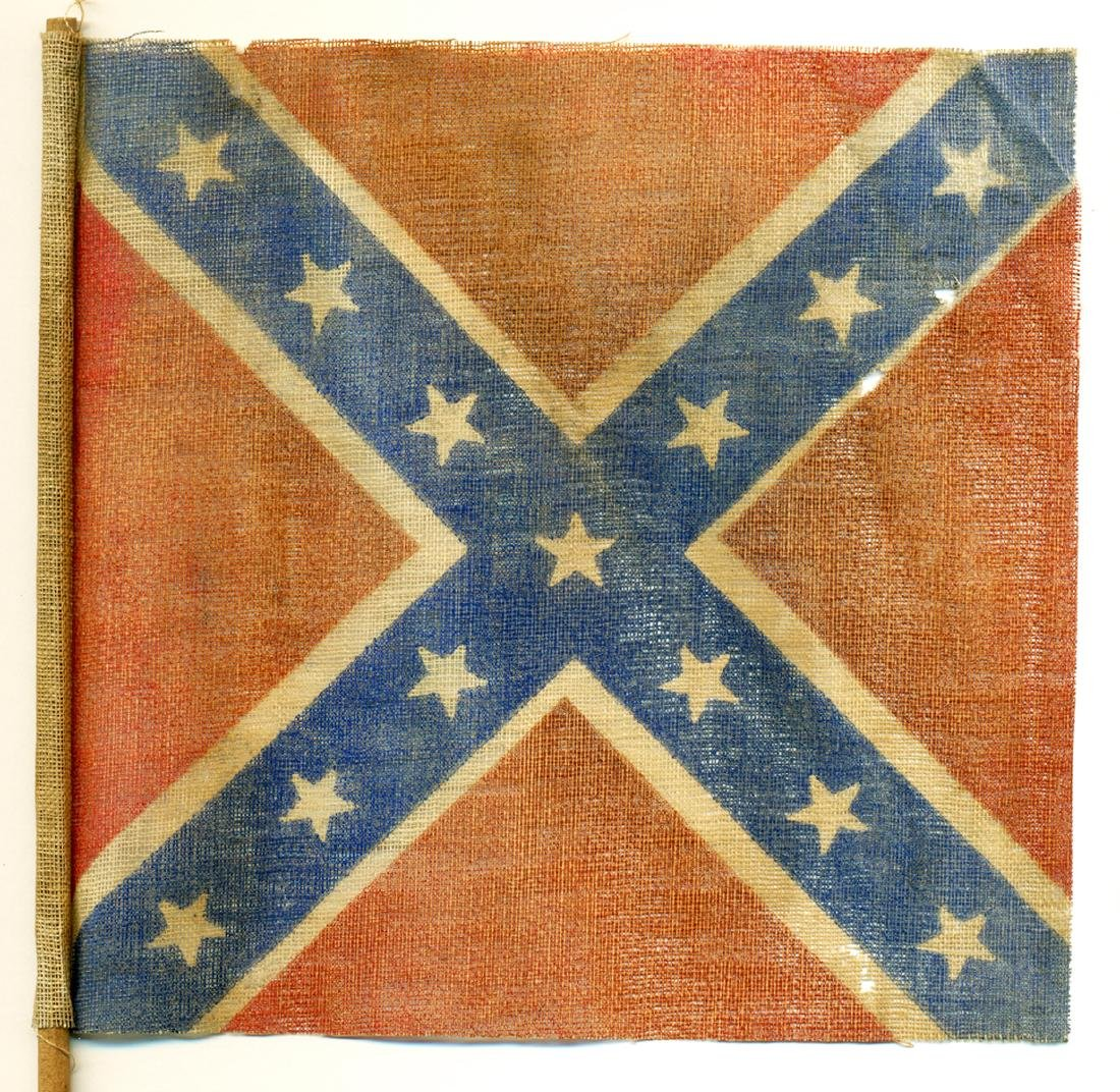 Confederate Parade Flag