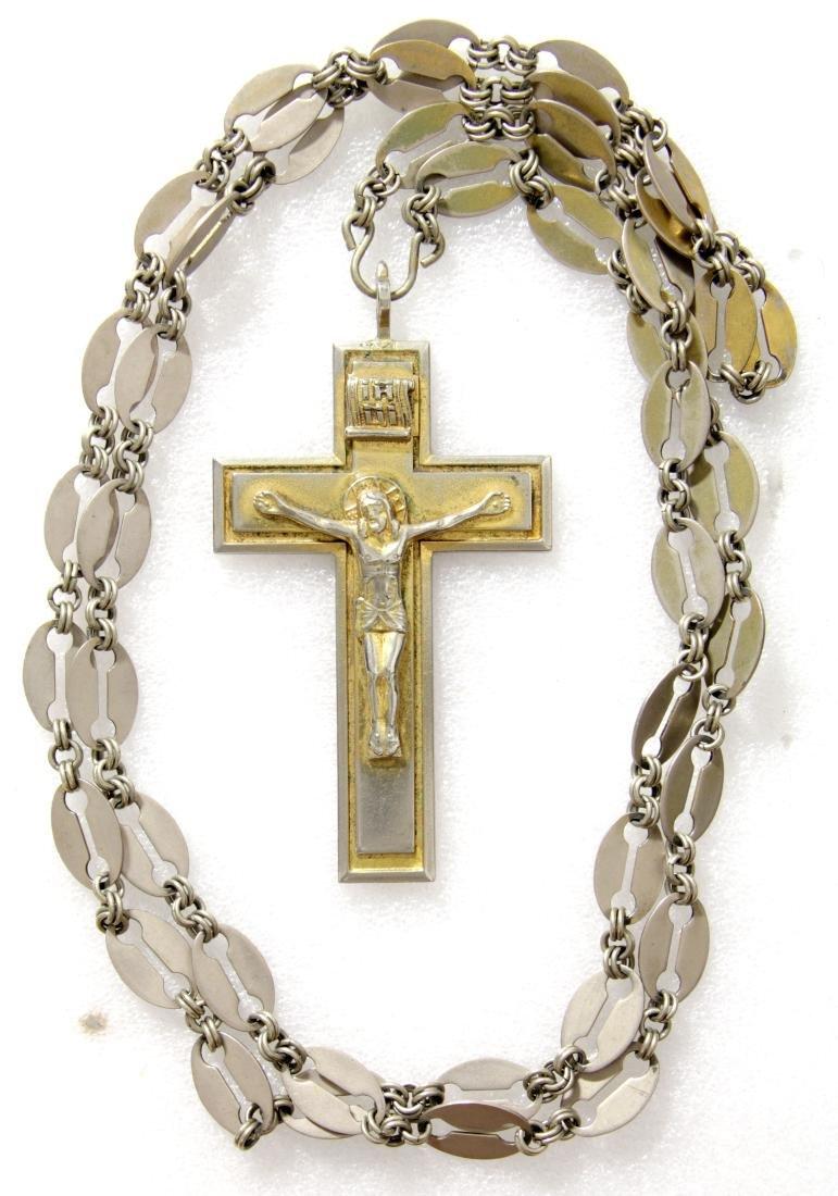 Russian Crucifix.1000th Anniversary of Christianization