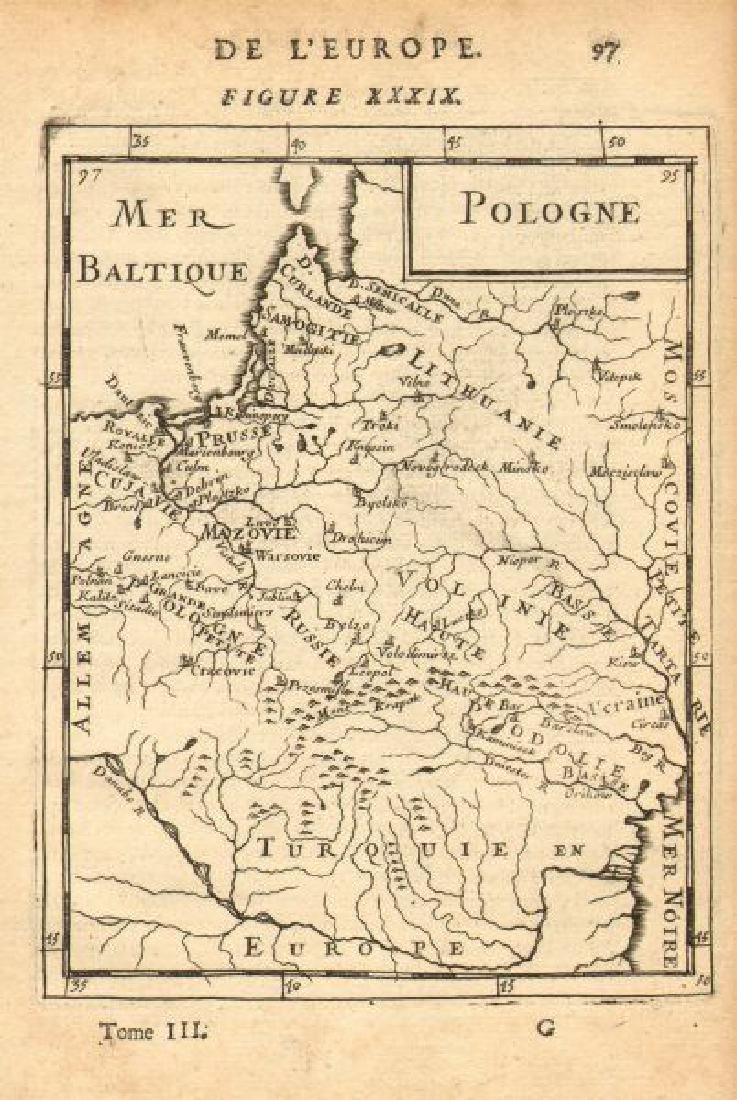 Mallet: POLISH-LITHUANIAN COMMONWEALTH. Poland Belarus.