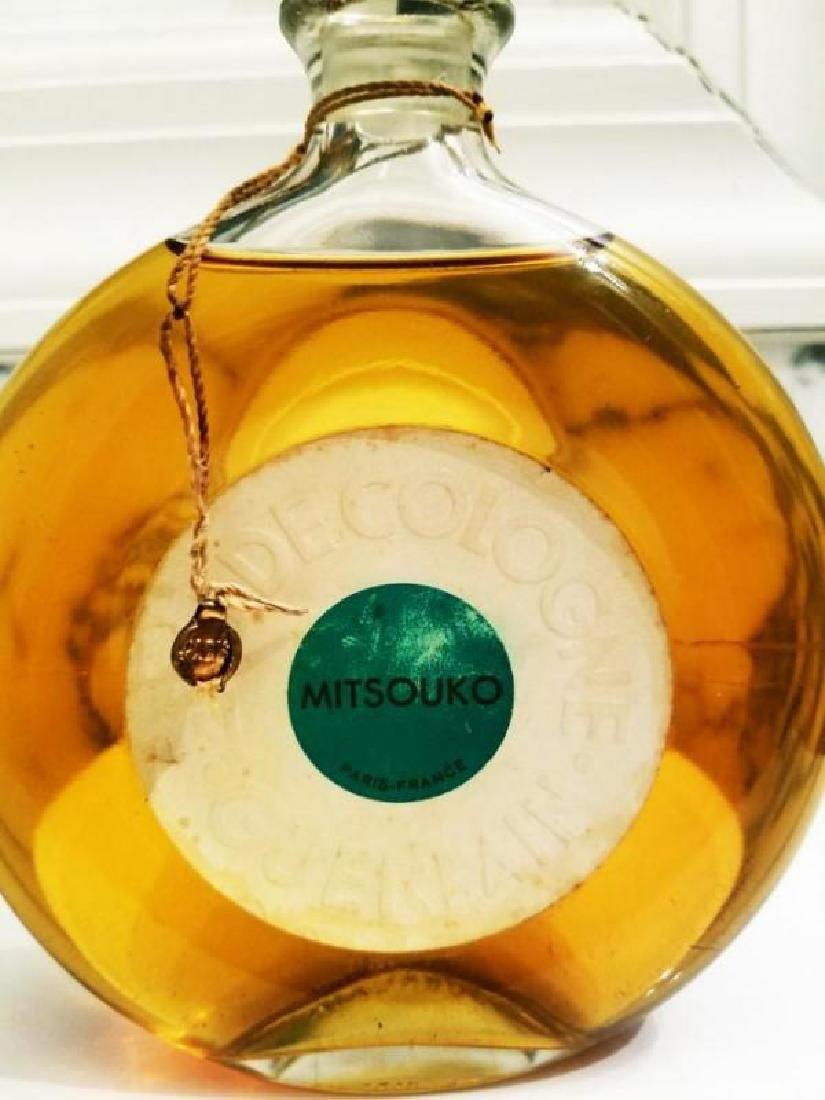 Vtg Mitsouko Rare Parfum Cologne Guerlain Paris 1968 - 10