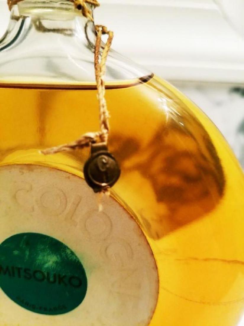 Vtg Mitsouko Rare Parfum Cologne Guerlain Paris 1968 - 4