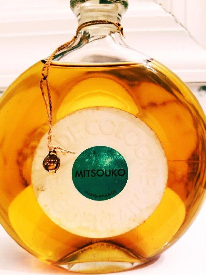 Vtg Mitsouko Rare Parfum Cologne Guerlain Paris 1968 - 8