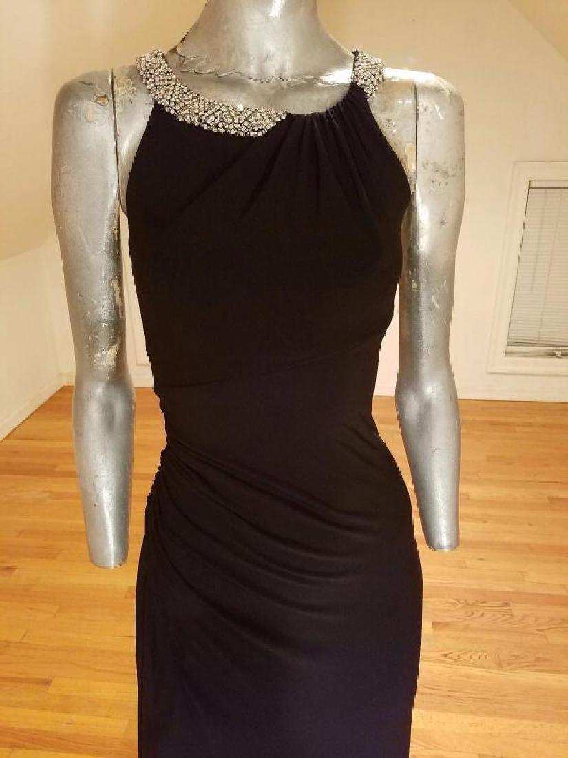 Ralph Lauren Collection grecian draped gown swarovski - 2