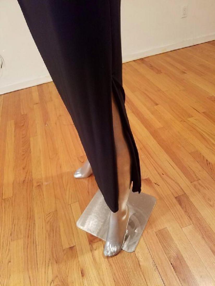Ralph Lauren Collection grecian draped gown swarovski - 6