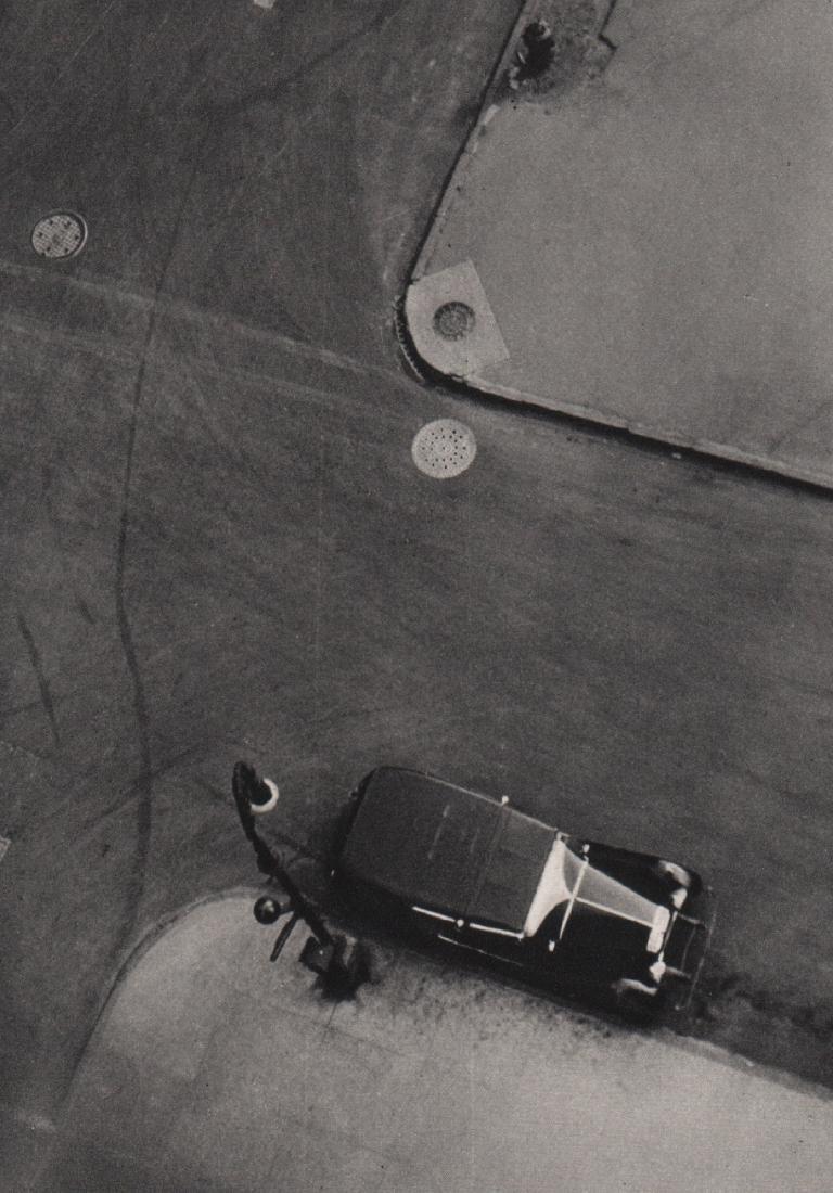 MARJORIE CONTENT - Parked Car