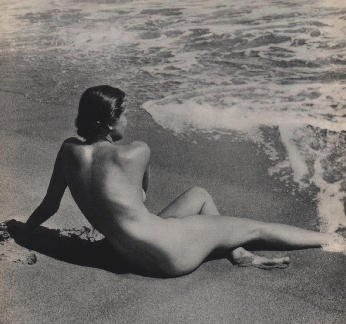 TONI FRISSELL  - Nude on the Seashore