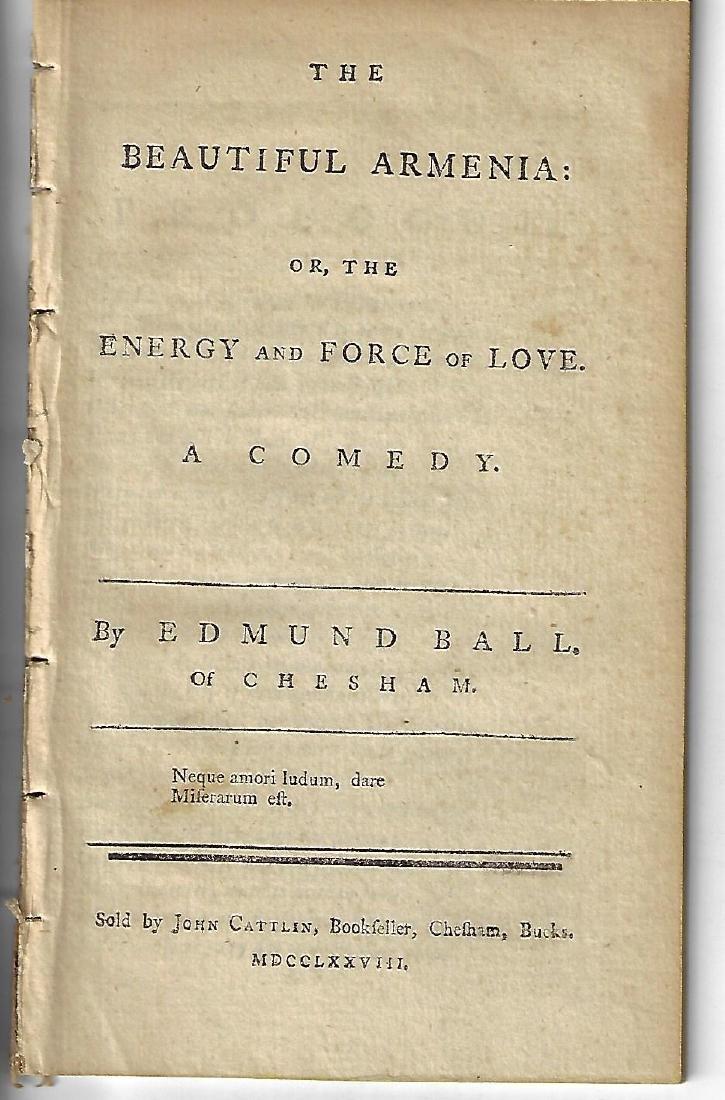 1778 Play The Beautiful Armenia Energy & Force of Love