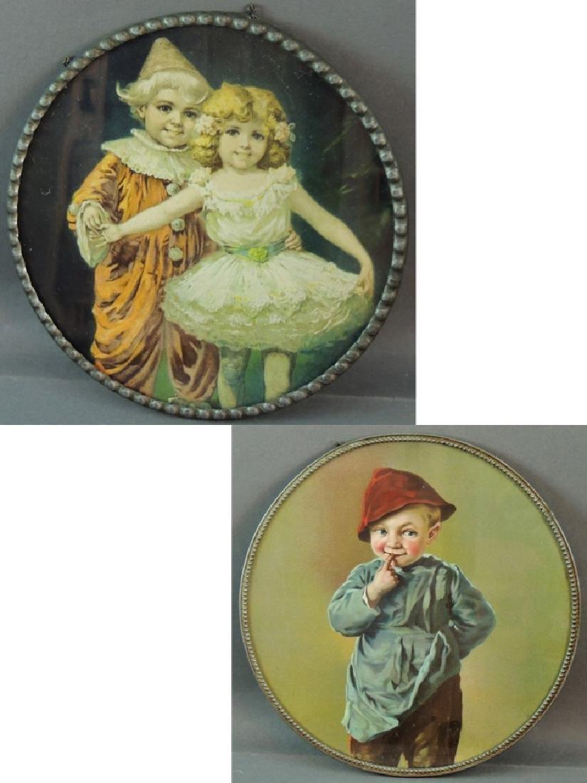 Victorian Flue – Boy & Girl