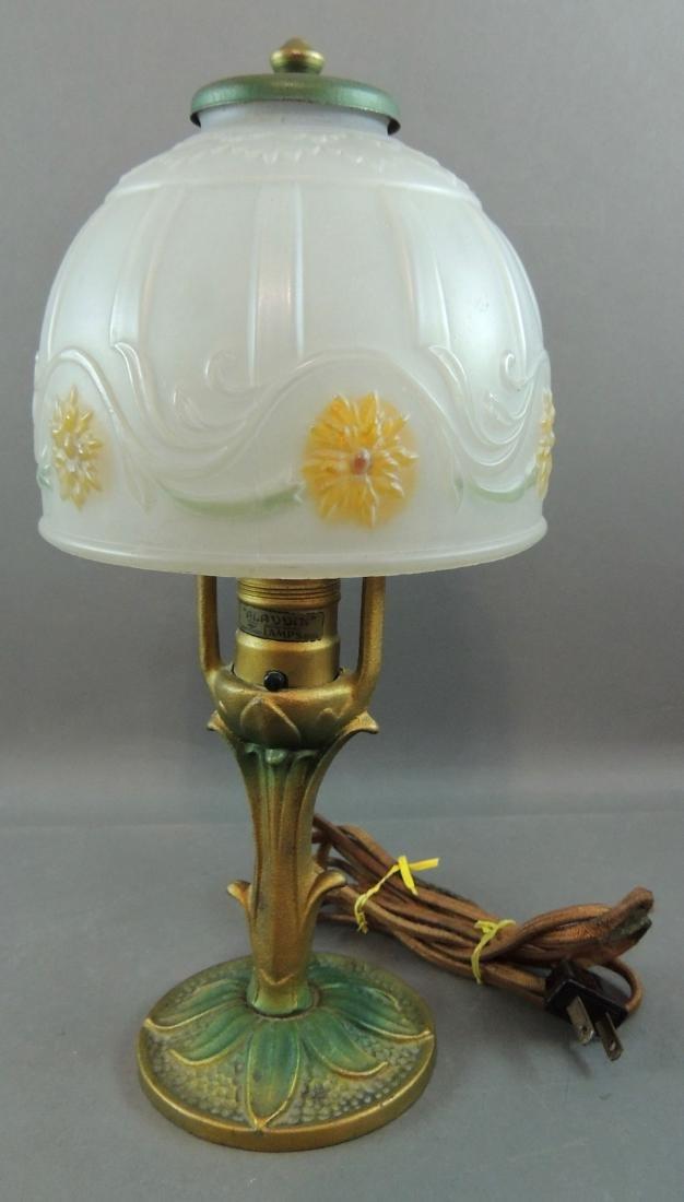 Aladdin Art Deco Desk Lamp