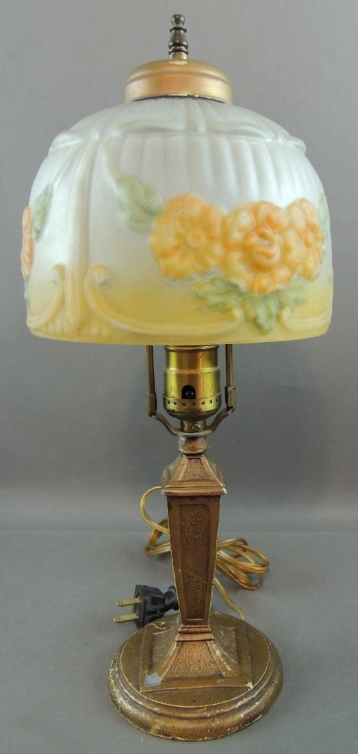 Art Deco Desk Lamp