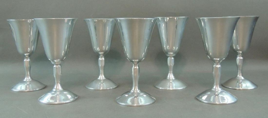Raimond Italy & Plator Spain Goblets