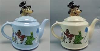 Characters Jim Beam Tea Pot by Wade