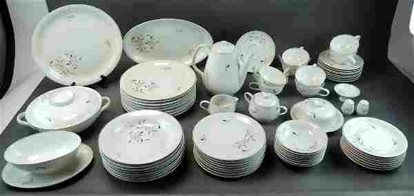 Modernist Rosenthal Fine China, Raymond Loewy