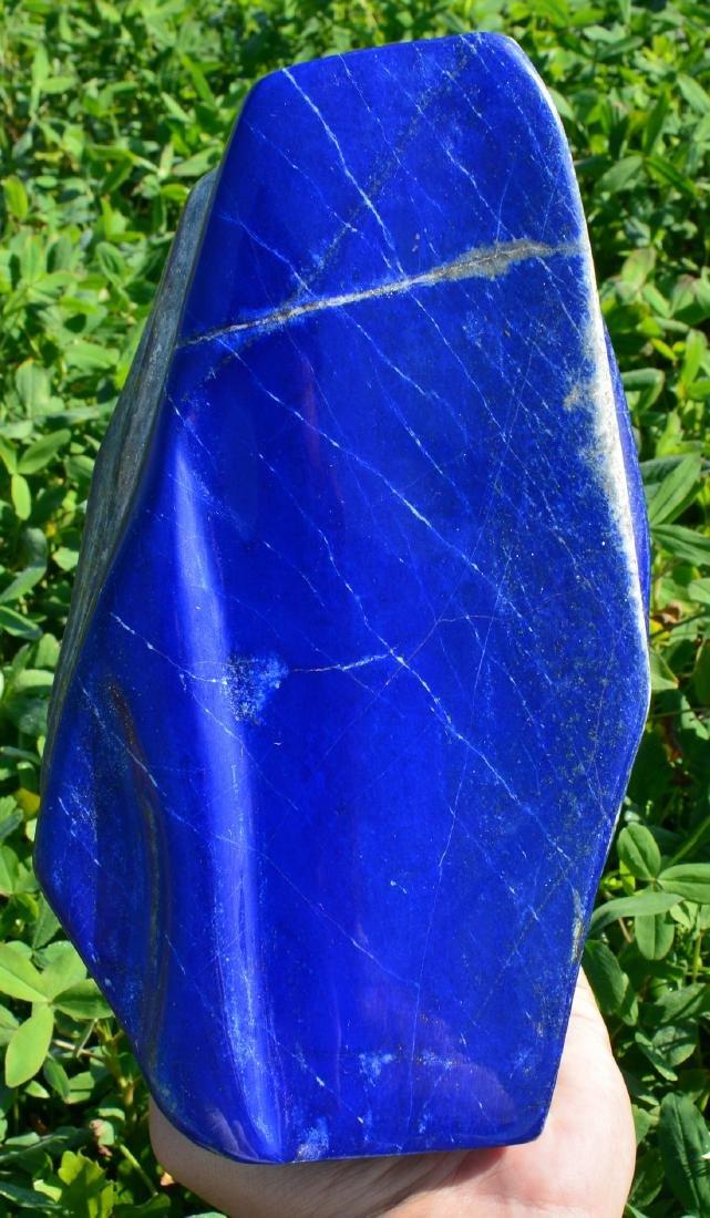 Natural Lapis Lazuli Tumble