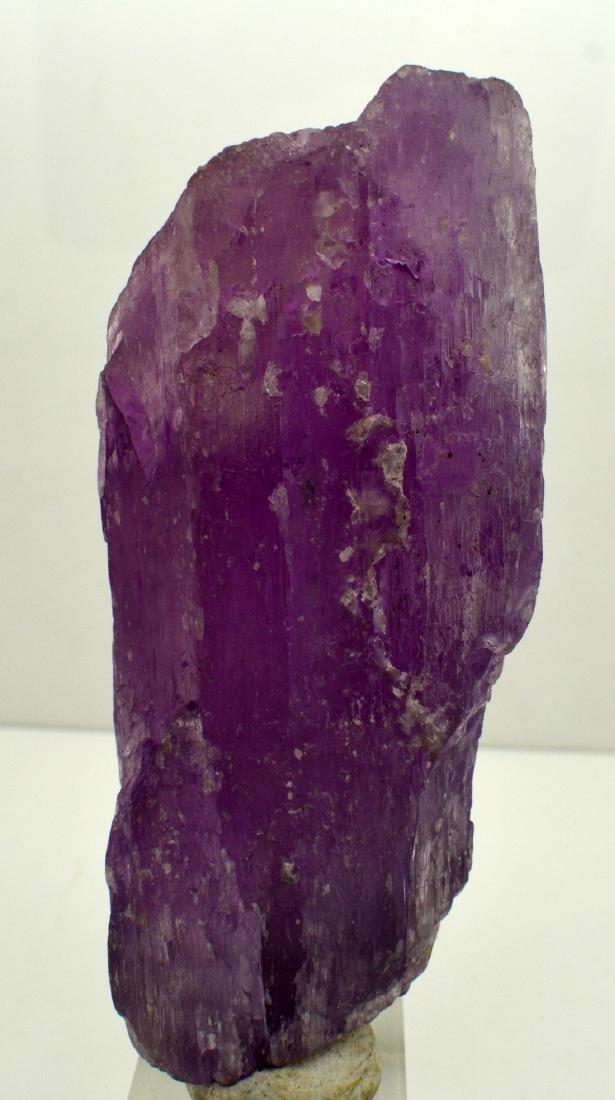 Natural Kunzite Crystal