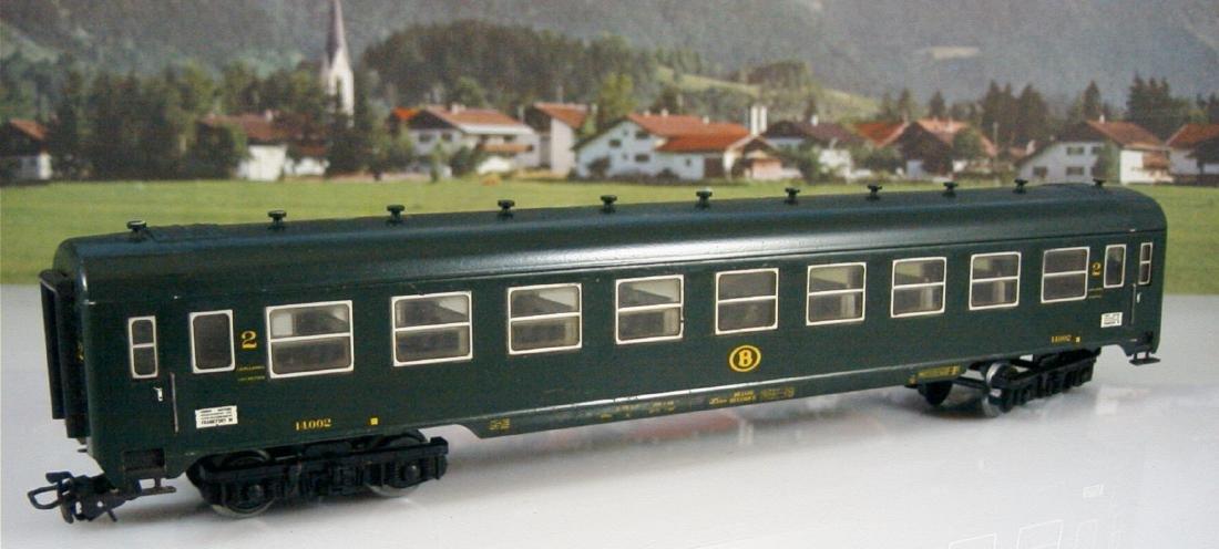Märklin Scale 1:87 (H0) AC 4069.5 -Belgian D-train