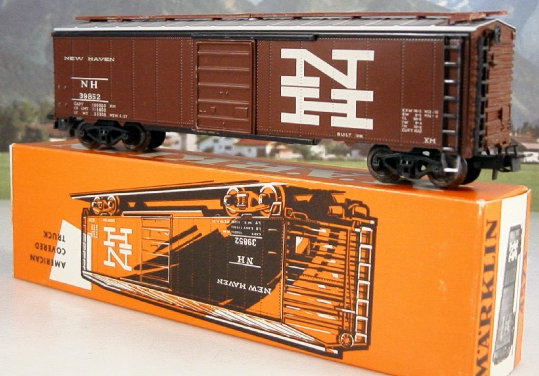 Märklin scale 1: 87 (H0) -AC 4573- New Haven box car