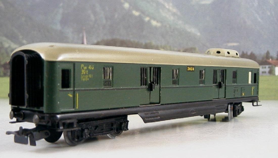 Märklin scale 1:87 (H0) AC 4012.5 (346/4) Luggage coach