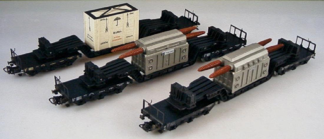 Märklin Scale 1:87 (H0) AC 4917, 4617 & 4618 transport