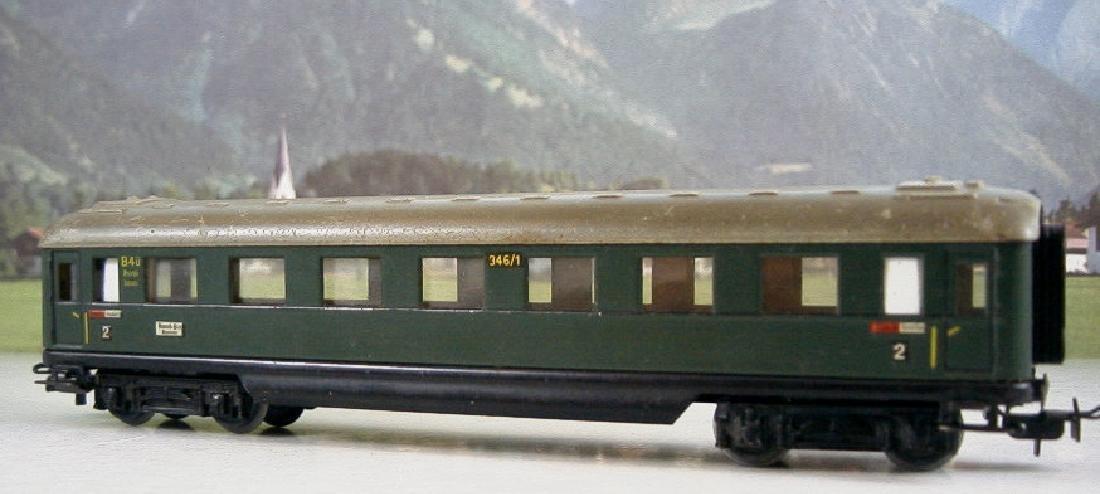Märklin scale 1:87 (H0) AC-  4006 (346/1) Passenger car