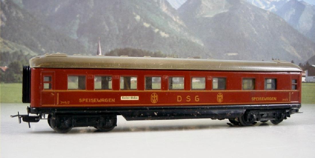 Märklin scale 1: 87 H0 AC 346/2 (4008.6) DSC carriage