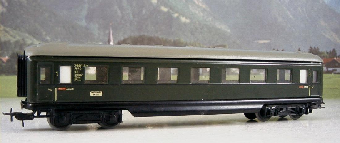 Märklin scale 1: 87 (H0) AC 4006.7 (346/1) Passenger