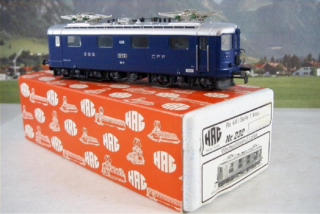 HAG scale 1:87 H0 AC  Nr. 232 Swiss electric locomotive