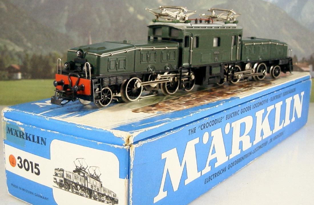 Märklin Scale 1:87 H0 AC digital 3015-Swiss Locomotive