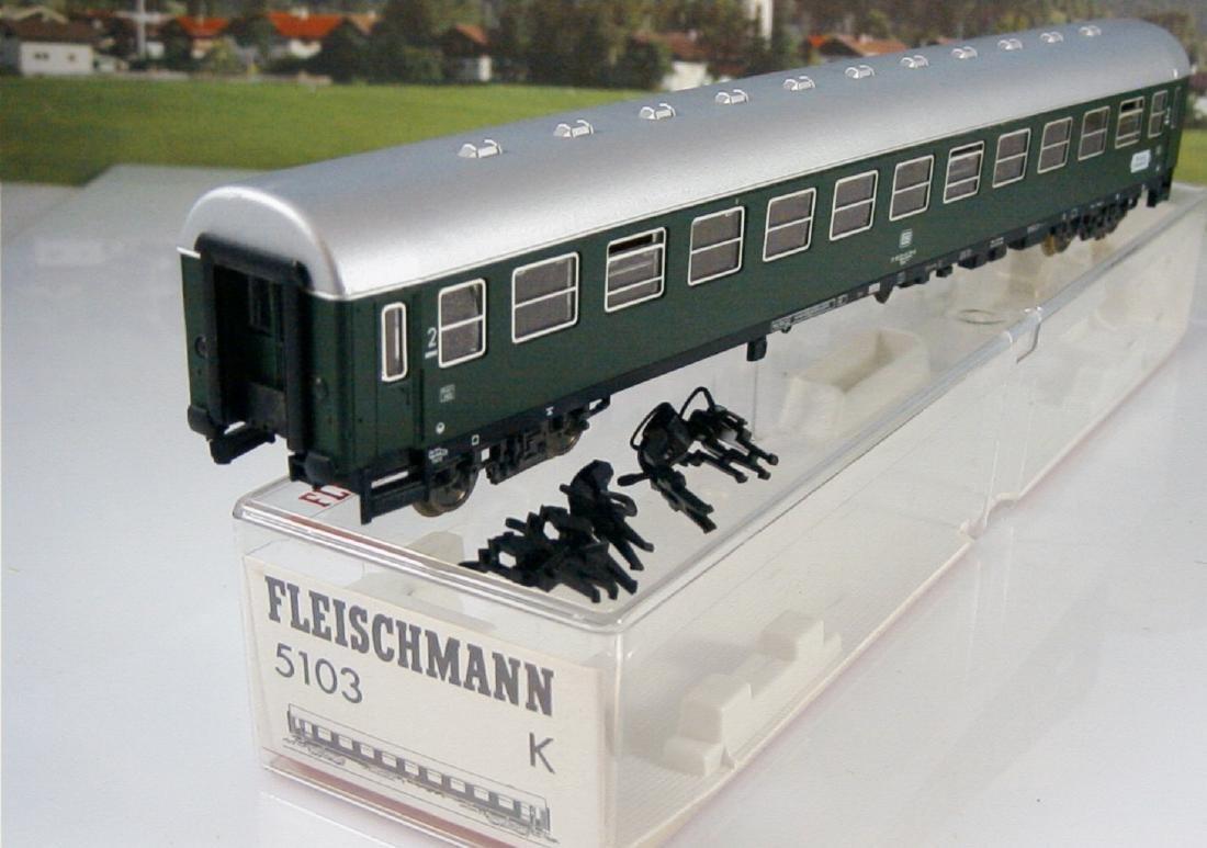 Fleischmann scale 1:87 H0 - DC - 5105K Passenger coach