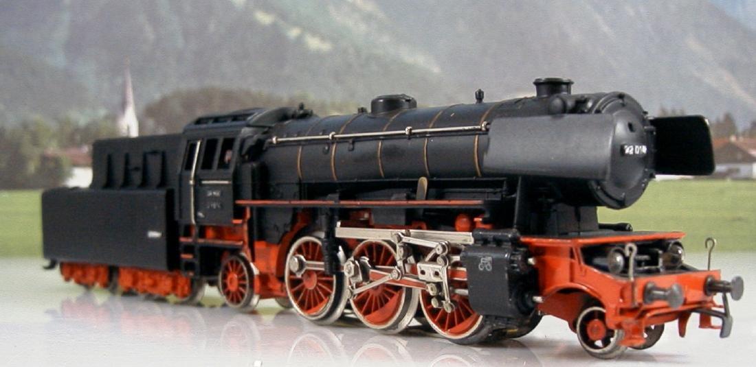 Marklin scale 1:87 (H0) – AC - 3005-1. Steam locomotive