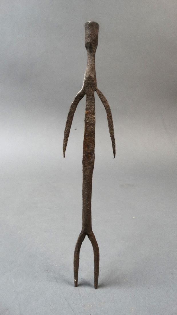 Old African Fetish Figure - Lobi