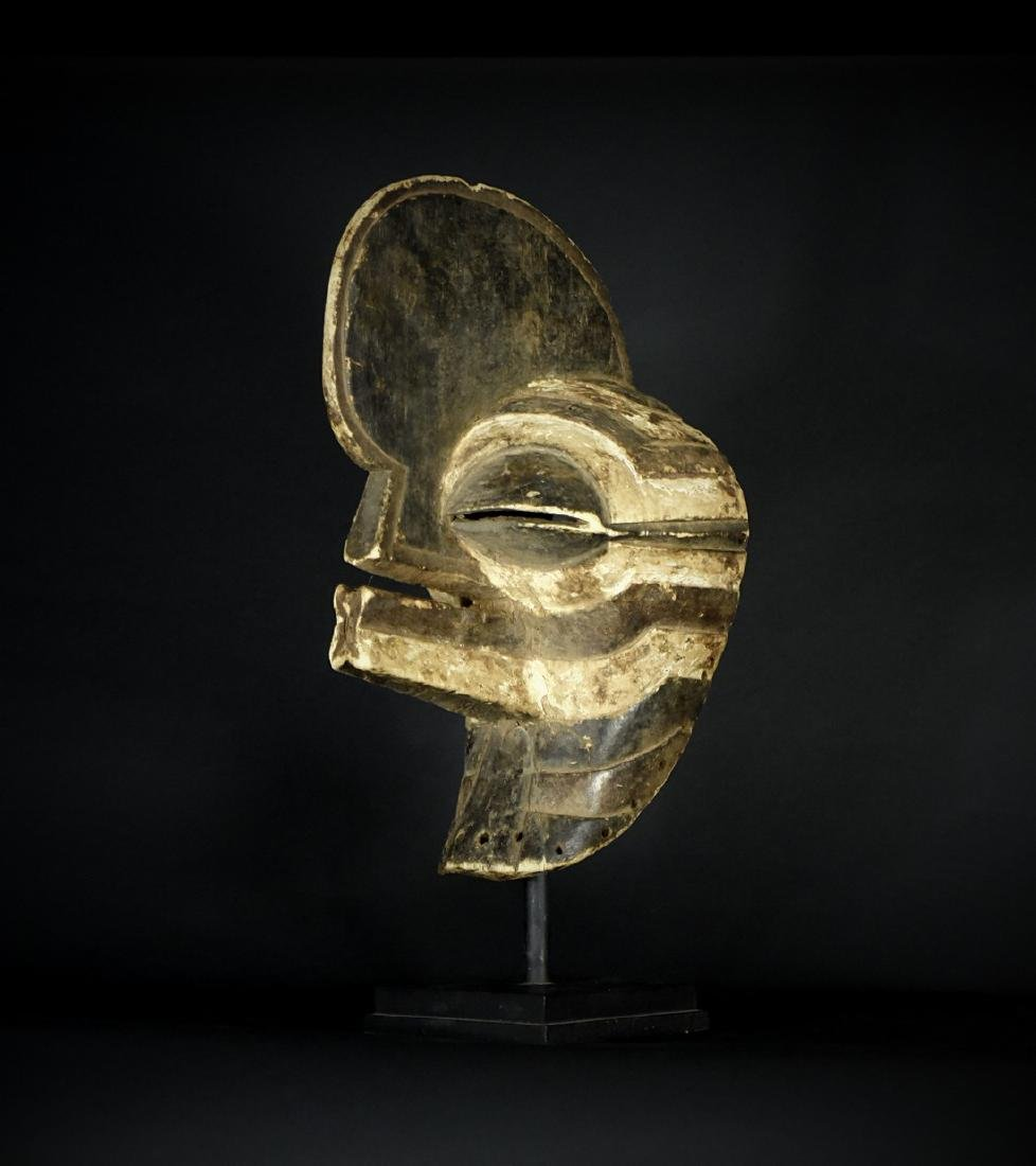 African Tribal Songye Kifwebe War Mask - 15